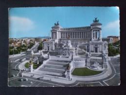 CARTOLINA ITALIA ALTARE DELLA PATRIA FORMATO GRANDE - Altare Della Patria