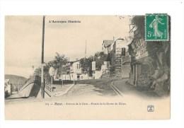 Royat - Avenue De La Gare - Entrée De La Grotte Du Chien - Royat