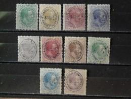 ESPAGNE - Philippines - 1888/1889 -Fiscaux Postaux La Plupart Neufs * (voir Scan) - Filippine