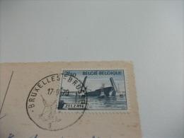 STORIA POSTALE FRANCOBOLLO COMMEMORATIVO NAVE SHIP  BELGIO ANVERS  CATTEDRALE  CHIESA - Non Classificati