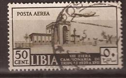 LIBIA ITALIANA, Air - Libye