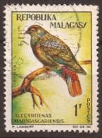 Madagascar, Pájaro - Madagascar (1960-...)