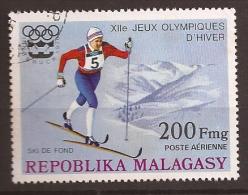 Madagascar, SKI - Madagascar (1960-...)