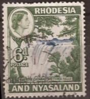 Rodhesia & Nyasaland - Sellos