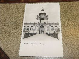 Dresden, Kronentor I. Zwinger, Germany - Dresden