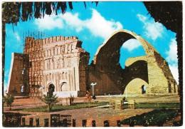 Iraq: L'Arc De Ctésiphon - SALMAN PAK - Arch Of Ctesiphon - Irak