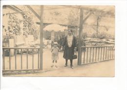 PK-CP Deutschland, Mutter Und Tochter Vor Dem Restaurant, Ungebraucht, Siehe Bilder! - *) - Restaurants