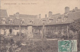Belgique - Poperinghe - Jardin Fontaine Maison Des Veuves - Poperinge