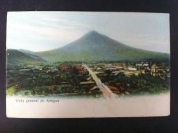 VISTA GENERAL DE ANTIGUA - Guatemala