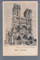 CPA (51) - REIMS - La Cathédrale - Edition De La Chocolaterie D´Aiguebelle - Reims