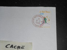 PARIS CAISSE NATIONALE EPARGNE - CACHET ROND MANUEL SUR YT 3179 PETIT PRINCE SAINT EXUPERY - Marcophilie (Lettres)