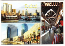 Dubai- Views Of DUBAI  - (United Arab Emirates) - Dubai