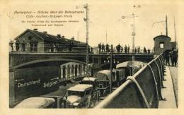 HERBESTHAL - LONTZEN - LIEGE - BELGIQUE - PEU COURANTE CPA ANIMEE - FELDPOSTKARTE 1916. - Lontzen