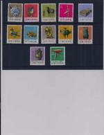 CHINA Michel 1150/61 - MNH - Postfris - Neuf Sans Charniere - 1949 - ... République Populaire