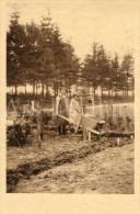 Postcard / CP / Postkaart / Ed. Nels / Banneux / Opbouwen Der Kapel / Mme Beco / Mariette Beco / 1938 - Sprimont