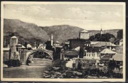 Bosnia And Herzegovina,Dopisna Karta 1936.,circulated - Bosnia And Herzegovina