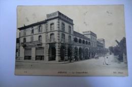 CPA TUNISIE BIZERTE. Le Grand Hôtel. 1915. - Tunisie