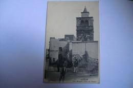 CPA TUNISIE BIZETE. Une Mosquée. Place De France. 1915. - Tunisie