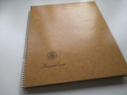 Bund / Berlin Bogenmappe. Kompl. Bogen / Bogenteile. Bogenzähler / Formnummern / HAN Usw.  Insgesamt Hoher Katalogwert!! - Timbres