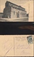 4388) AREZZO LA CATTEDRALE MAESTRO MARGARITONE ARETINO VIAGGIATA 1910 CIRCA - Arezzo