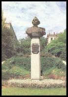 206 RUSSIA 1989 ENTIER POSTCARD L 49269 (K288) Mint SEVASTOPOL CRIMEA SUVOROV MONUMENT STATUE SCULPTURE ARCHITECTURE - 1923-1991 URSS