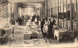 73 AIX-les-BAINS  Restaurant Du Grand Cercle - Aix Les Bains