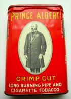Prince Albert Blechschachtel - Etuis à Cigarettes Vides