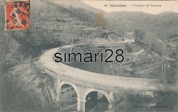GENOLHAC - N° 44 - TOURNANT DE FINONNE - France