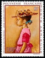 POLYNESIE 1970 - Yv. PA 44 **   Cote= 36,00 EUR - Tableau De Jean-Charles Bouloc ..Réf.POL23063 - Poste Aérienne