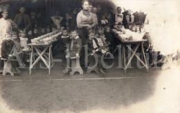 Photo Ancien / Foto / Old Photo / Children / Enfants / Photo Joseph Shiltz / Written To Germany, Soldat Du Genie Soltau - Personas Anónimos