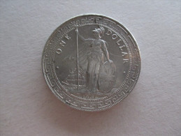 Great Britain, Trade Dollar, 1901 Britannia - Colonies