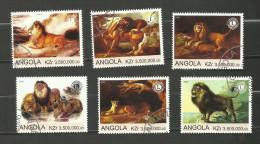 "Angola Année 2000 ""Lions"" - Angola"