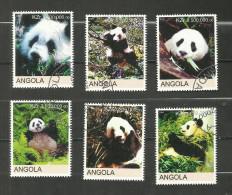 """Angola Année 2000 """"Pandas"""" - Angola"""