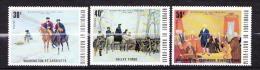 HAUTE VOLTA   N° 354 / 355 / 356  NEUF** LUXE SANS TRACE CHARNIERE / MNH - Haute-Volta (1958-1984)