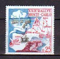 MONACO      Oblitéré      Y. Et T.   N° 524      Cote: 2,80 Euros - Monaco