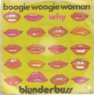 3  45T : Blunderbuss, J. Wolley & J. Born, Hippopotamus - Disco, Pop