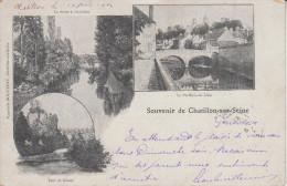 Souvenir De CHATILLON SUR SEINE - Multivues -  PRIX FIXE - Chatillon Sur Seine