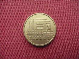 SAARLAND Monnaie De 50 Franken 1954 - Sarre (1954-1955)