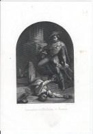 Assassinat De Guillaume De Nassau - Lithographies