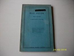 Hay Fever En Anglais - Culture