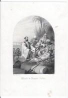 Miracle De François Xavier - Lithographies