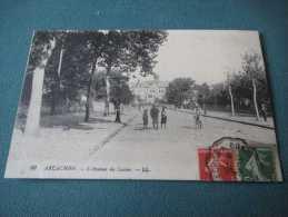 33  -   Arcachon L'avenue Du Casino - Arcachon