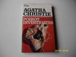 POIROT Investigates En Anglais 1981 - Livres, BD, Revues