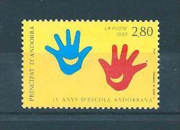 Timbre D´andorre Francais De 1993 N°438  Neuf ** Parfait - Andorre Français