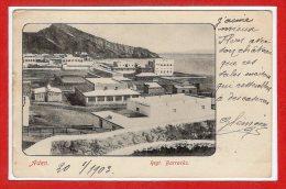 ASIE --  YEMEN --  Aden - Regt . Barracks - Yemen
