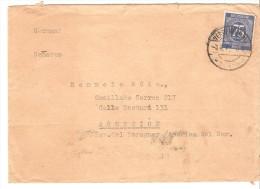 Carta De Alemania. - Sin Clasificación