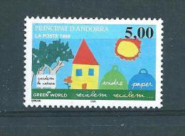 Andorre Timbre De 1999  N°513  Neuf ** - Andorra Francese