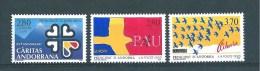 Timbre D´andorre Francais De 1995  N°456 A 458  Neuf ** Parfait - Andorre Français