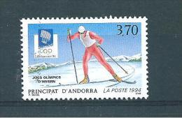 Andorre Timbres De 1994  N°441  Neuf ** - Neufs