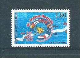 Timbre D´andorre Francais De 1996  N°467  Neuf ** Parfait - Andorre Français